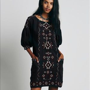 Free people This wild heart of mine dress